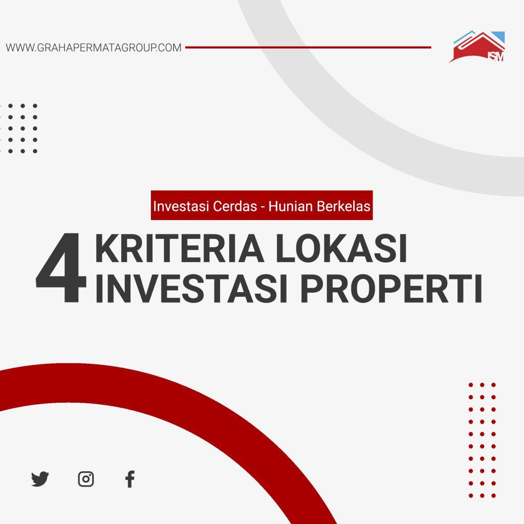 Graha Permata Group-4 Kriteria Lokasi Investasi Properti