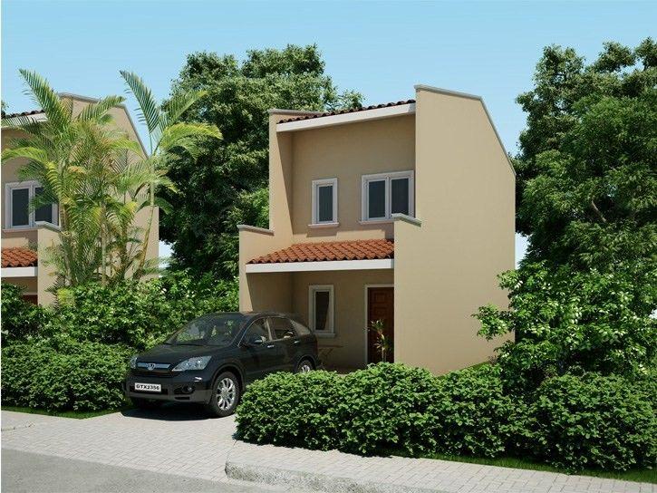 Graha Permata Group Desain rumah 2 lantai tipe RSS