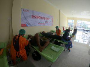 Perayaan Ulang Tahun PT. Indocipta Sukses Makmur - Donor Darah